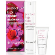 this works Perfect Legs Instant Makeover Kit