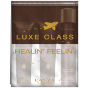 L'Anza Keratin Healing Oil Mini Gift Set with Free Travel Purse 50ml