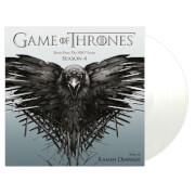 Vinyle Bande-Originale Game of Thrones - Saison 4 (Édition Colorée Tour)