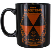 Tasse Thermosensible Nuketown - Call of Duty