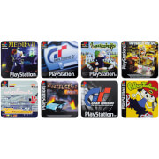 Playstation Game Coasters