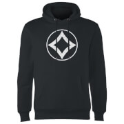 Magic The Gathering Mana Colourless Hoodie - Black