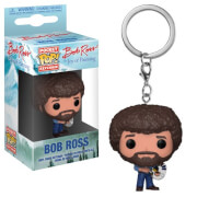 Llavero Funko Pop! Bob Ross