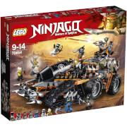 LEGO Ninjago: Drachen-Fänger (70654)