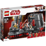 LEGO Star Wars: Snoke's troonzaal (75216)