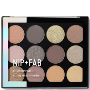 Palette Fards à Paupières NIP+FAB 12g – Cool Neutrals