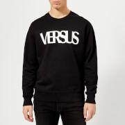 Versus Versace Men's Original Logo Sweatshirt - Black