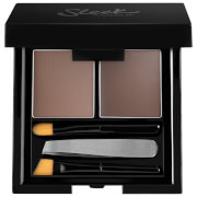Kit para cejas de Sleek MakeUP - Dark 3,8 g