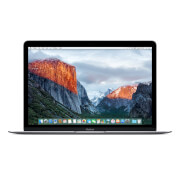 "Apple 12"""" Macbook (Core M 1.1GHz/8GB/256GB SSD) - Space Grey - Apple Certified Refurbished"