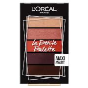L'Oréal Paris Mini Eyeshadow Palette -luomiväripaletti, 01 Maximalist