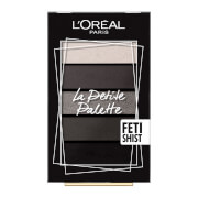 L'Oréal Paris Mini Eyeshadow Palette - 06 Fetishist