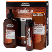 L'Oréal Paris Men Expert Short Hair Barber Club Collection Christmas Gift (Worth £19.98)