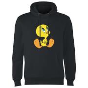 Looney Tunes Tweety Sitting Hoodie - Black