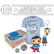 Box Legion of Collectors - DC Comics Superman