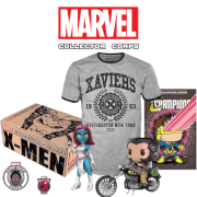 Caja Marvel Collector Corps - X-Men