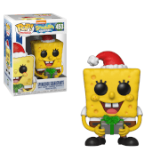 Spongebob Squarepants Holiday Pop! Vinyl Figure
