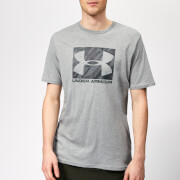 Under Armour Men's Boxed Sportstyle Short Sleeve T-Shirt - Steel Light Heather