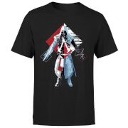 T-Shirt Homme Animus Split Assassin's Creed - Noir
