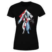 T-Shirt Femme Animus Split Assassin's Creed - Noir