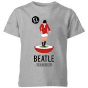 T-Shirt Enfant Subbuteo EL Beatle - Gris
