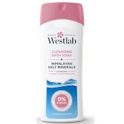 Westlab Cleansing Bath Soak with Pure Himalayan Salt Minerals 400ml