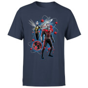 Ant-Man and the Wasp Particle Pose T-shirt - Navy