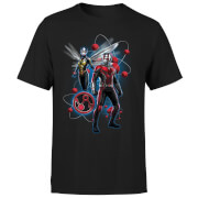 Ant-Man and the Wasp Particle Pose T-shirt - Zwart