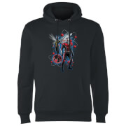 Ant-Man And The Wasp Particle Pose Hoodie - Black
