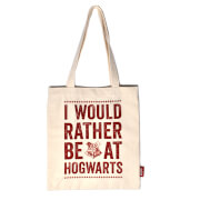 Harry Potter Shopper Bag (Hogwarts Slogan)