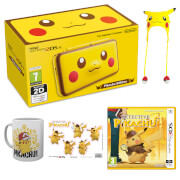 New Nintendo 2DS XL Pikachu Pack