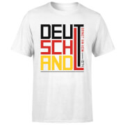 Deutschland Men's T-Shirt - White