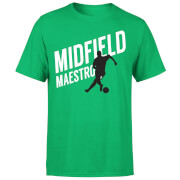 Midfield Maestro Men's T-Shirt - Kelly Green