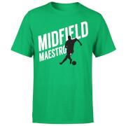 Midfield Maestro Herren T-Shirt - Grün