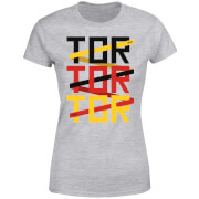 TOR TOR TOR Women's T-Shirt - Grey