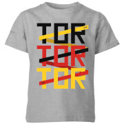 TOR TOR TOR  Kids' T-Shirt - Grey