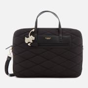 Radley Women's Charleston Large Laptop Ziptop Tote Bag - Black