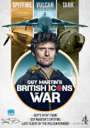 Guy Martin's British Icons of War - Boxset (Vulcan/Spitfire/Tank)