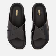 Melissa Women's Energy Cross Slide Sandals - Black