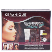 Keranique Deluxe Regrowth Hydrating Kit