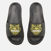 KENZO Women's Pool Slide Sandals - Black