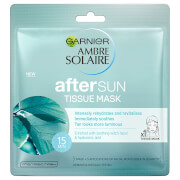 Ambre Solaire After Sun Cooling Hydrating Face Sheet Mask