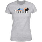 Bobs Burgers Tina Uhhhhhh Dames T-shirt - Grijs