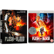 Flesh + Blood (Eureka Classics) Dual Format Edition
