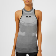 adidas by Stella McCartney Women's Run Ultra Tank Top - Black/White