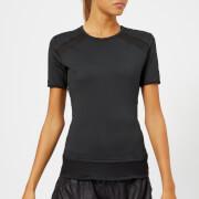 adidas by Stella McCartney Women's Essential Short Sleeve T-Shirt - Black