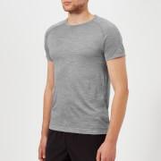 FALKE Ergonomic Sport System Men's Short Sleeve T-Shirt - Grey Heather