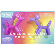 Ridley's Unicorn Inflatable Balloon Modelling Kit