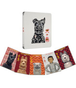 Isle of Dogs - Zavvi Exclusive Limited Edition Steelbook