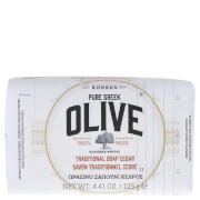KORRES Natural Pure Greek Olive and Cedar Soap 125g