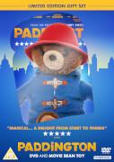 Paddington DVD & Plush Toy Gift Set